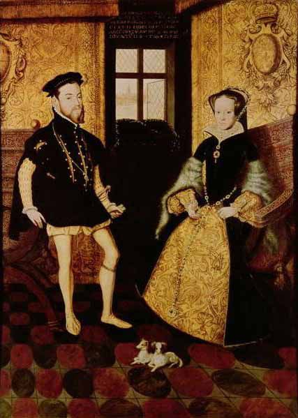 Mary and Philip