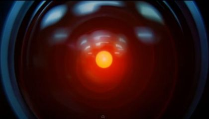 2001: A Space Odyssey's HAL 9000 Was Originally a Female