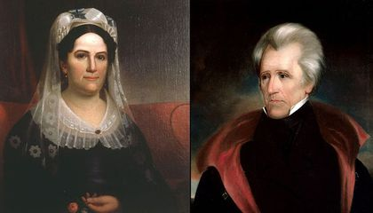 Rachel Jackson, the Scandalous Divorcee Who Almost Became First Lady