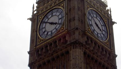 Image: Big Ben to fall silent during four-year renovation project