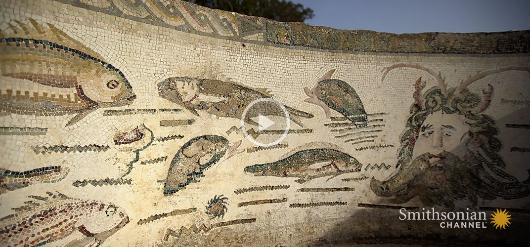 Caption: The Fishy Reason This Ancient Roman City Was So Wealthy