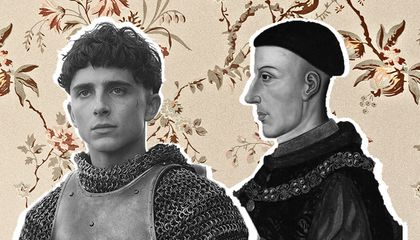 The True Story of Henry V, England's Warrior King