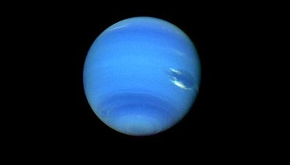 New Moon for Neptune