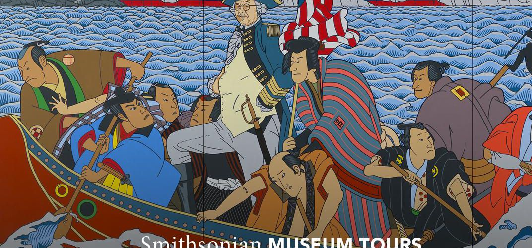 Caption: Tour Smithsonian's Asian Collections this Autumn