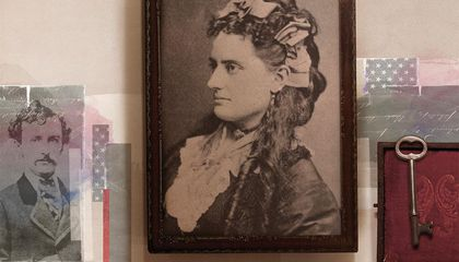 The Closest Source We Have to Really Knowing John Wilkes Booth Is His Sister