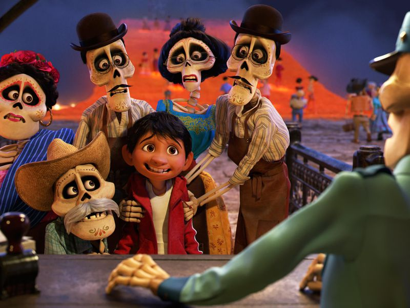 Did Disney Pixar Get Day Of The Dead Celebrations Right In Its New