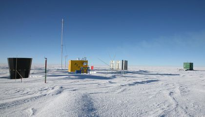 The Coldest, Driest, Most Remote Place on Earth Is the Best Place to Build a Radio Telescope