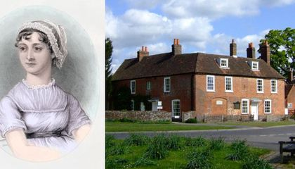 How to Tour Jane Austen's English Countryside