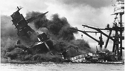 Image: The children of Pearl Harbor