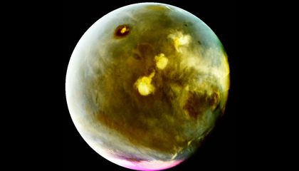 Mars in Ultraviolet blog image