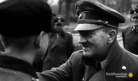 Preview thumbnail for video'The Amphetamines That Kept German Troops Going