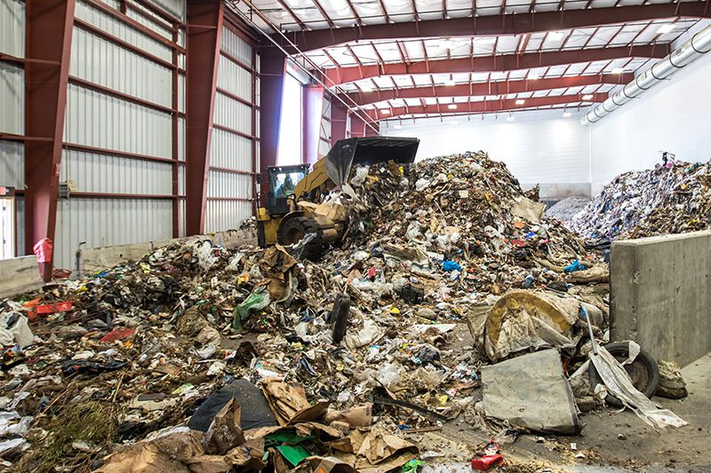 No Garbage On Floor : Could garbage fuel airplanes innovation smithsonian