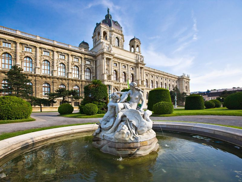 Seven Must See Museums In Austria Travel Smithsonian Magazine