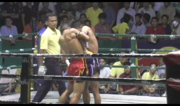 Preview thumbnail for video'Muay Thai Fight