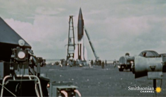 Preview thumbnail for video'The Nazi Engineer Who Created the First Ballistic Missile
