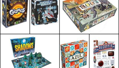 The Ten Best Board Games of 2018