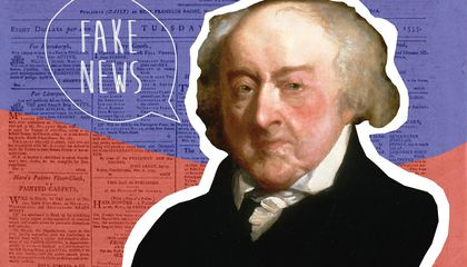 "The Age-Old Problem of ""Fake News"""