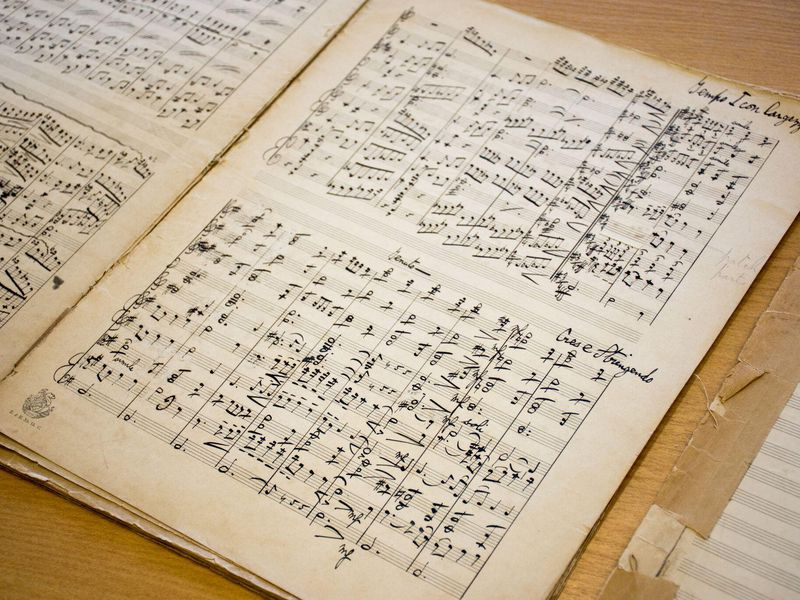 "Lost Manuscripts From Composer of ""The Planets"" Found in ..."