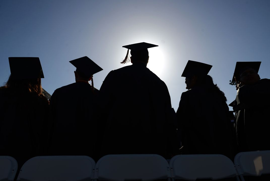 US high school graduation rate ticks up to 82 percent