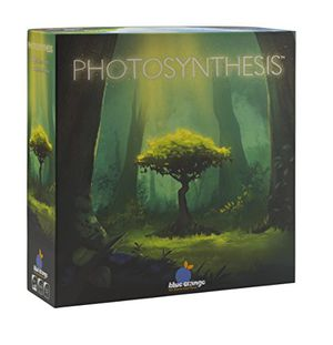 Preview thumbnail for 'BLUE ORANGE GAMES Photosynthesis Strategy Board Game