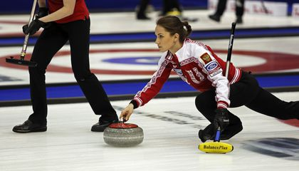 The World of Competitive Curling Has Its Very Own Scandal