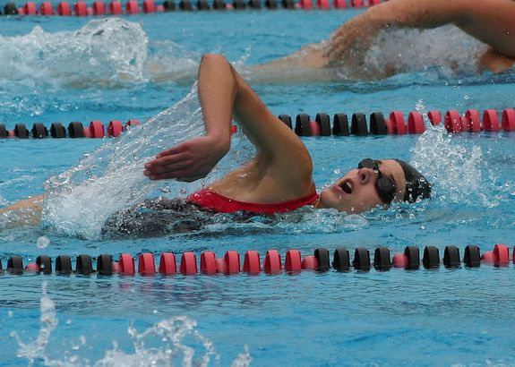 There are 14 different freestyle races in the Olympics, more than any other stroke.