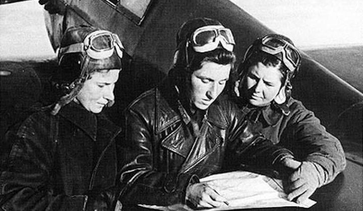 The True Story of Soviet Pilot Yekaterina Budanova