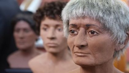 Here's What Three Mummies Might Have Looked Like While Alive