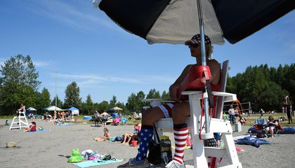 For the First Time Ever, Temperatures Reached 90 Degrees in Anchorage