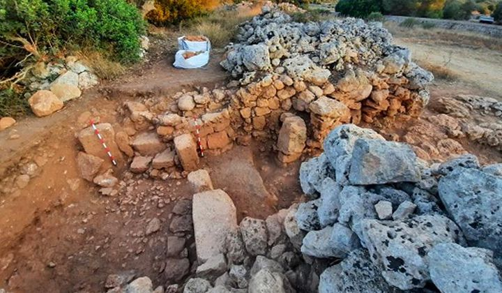 Trove of Roman Weapons Found in Spain