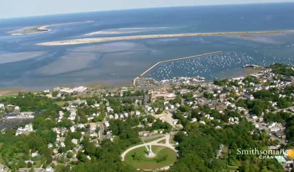 Preview thumbnail for video'Massachusetts: Pilgrims, Provincetown and Plymouth