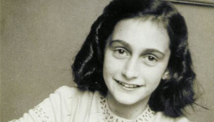 Letters Anne Frank Wrote to Her Grandmother Will Be Published for the First Time