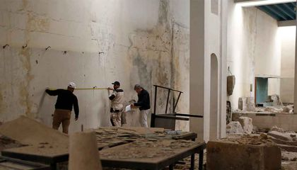 Iraq's Cultural Museum in Mosul Is on the Road to Recovery