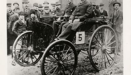 The Forgotten Car That Won America's First Auto Race