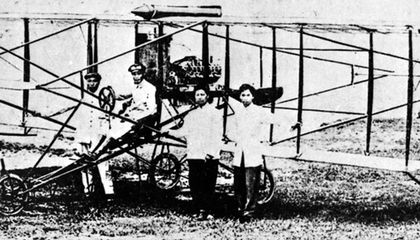 The Father of Chinese Aviation