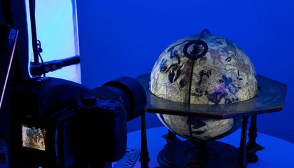 Explore the World Virtually With These Rare, Centuries-Old Globes