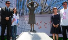 Taiwan Unveils Its First Statue Honoring 'Comfort Women'