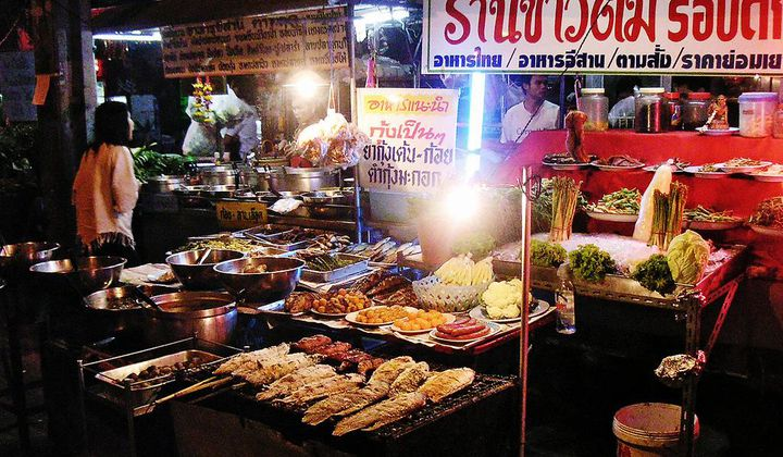 Bangkok Is Banning Street Food