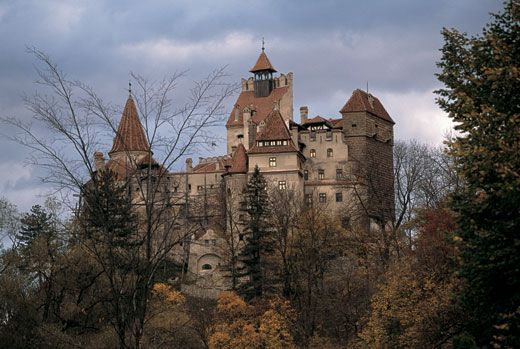 The Curse Of Count Dracula Travel Smithsonian - Live-bran-castle-pictures
