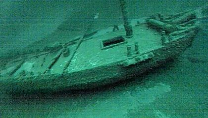 Explorers Find Second Oldest Shipwreck in the Great Lakes