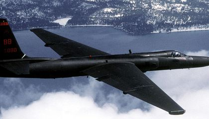 High Spy: The Amazing U-2
