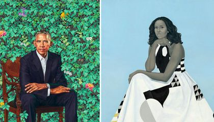 The National Portrait Gallery's Obama Portraits Will Embark on a Five-City Tour