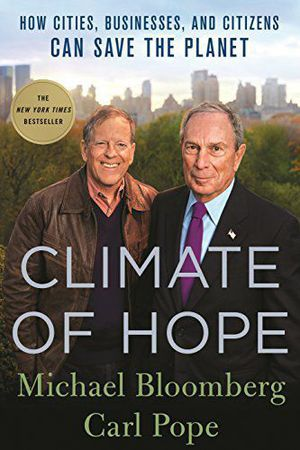 Preview thumbnail for video 'Climate of Hope: How Cities, Businesses, and Citizens Can Save the Planet