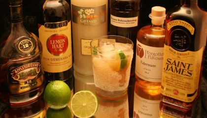 Falernum: The Elusive Cocktail Syrup to Name Drop At Your Next Party
