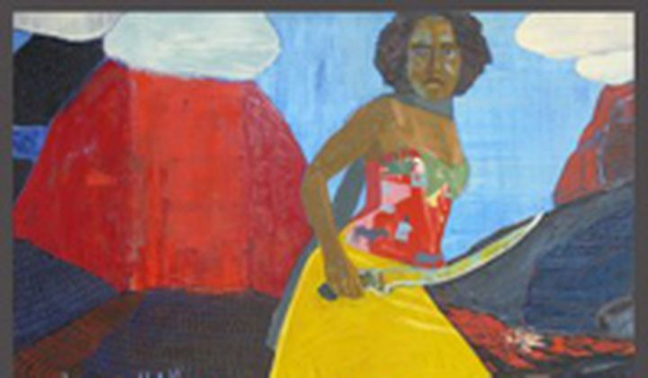 By Mequitta Ahuja, OBPC artist