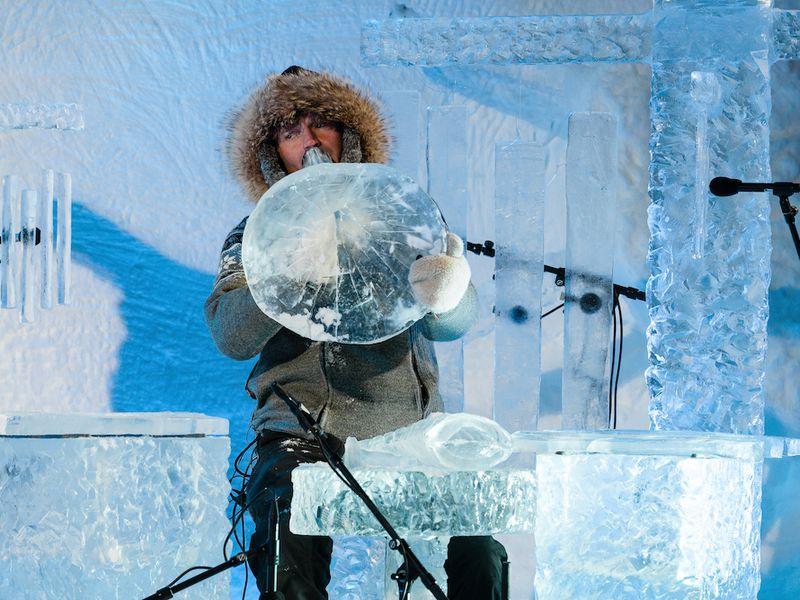 cb7bdfbe These Musical Instruments Are All Made of Ice | Travel | Smithsonian