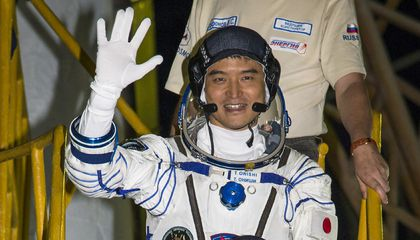 Former Japanese Airline Pilot Fulfills Dream to Fly in Space