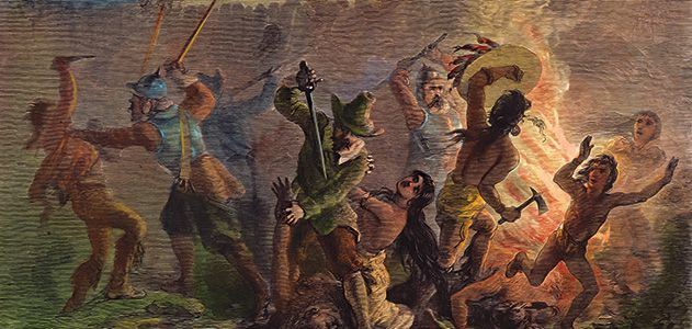 The shocking savagery of americas early history history the shocking savagery of americas early history history smithsonian sciox Choice Image