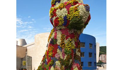 Shine On: Jeff Koons in Bilbao