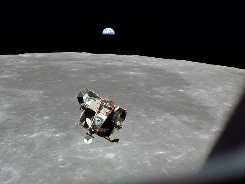 Apollo 11 Astronaut Michael Collins on the Past and Future